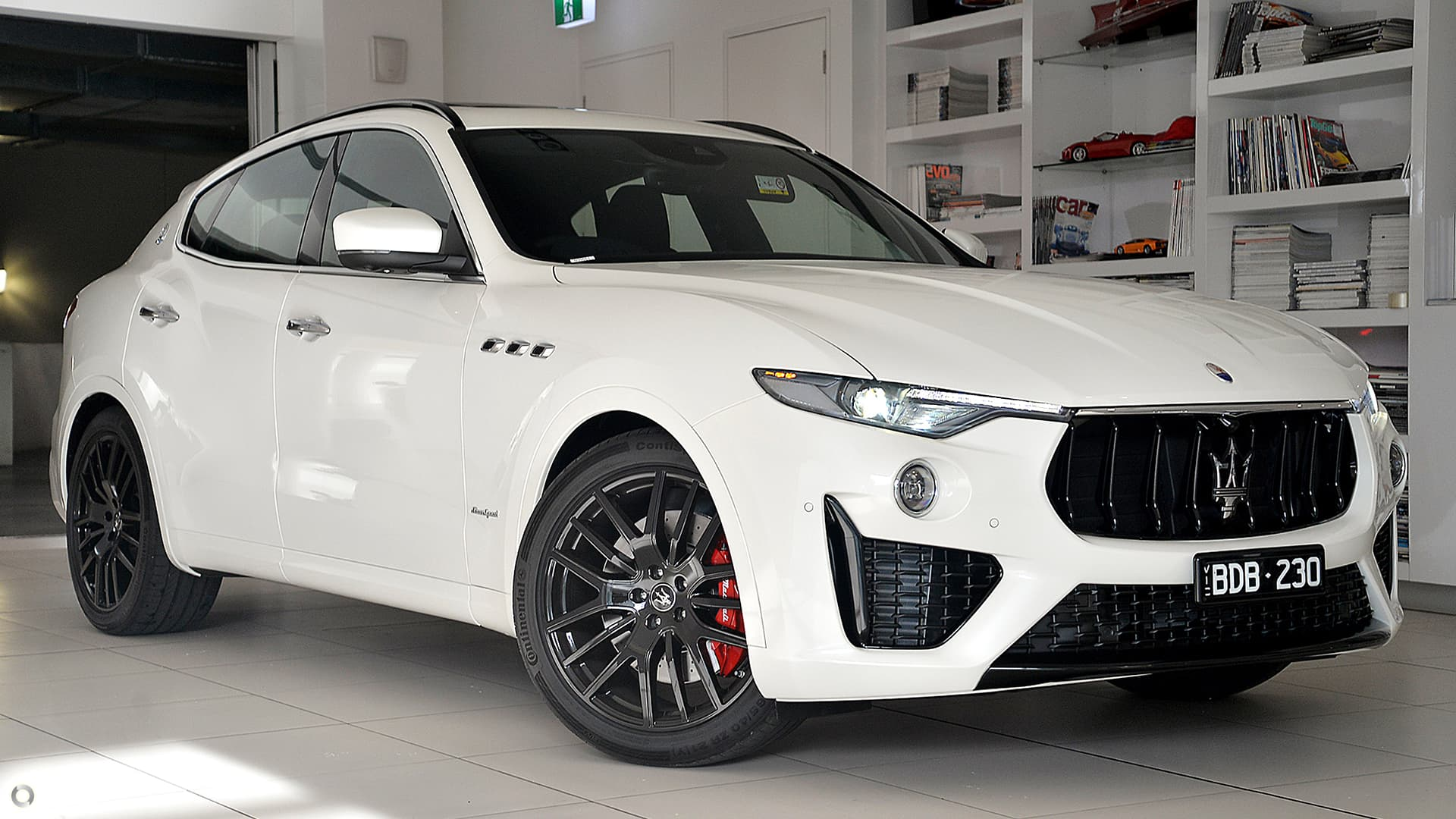 2019 Maserati Levante M161