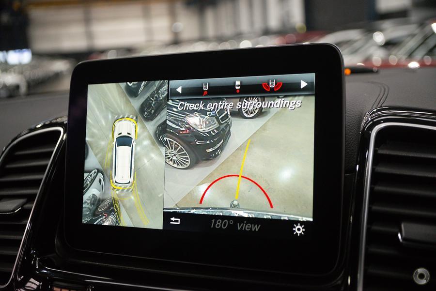 2016 Mercedes-Benz GLS350 d X166