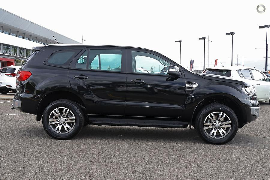 2018 Ford Everest Trend UA