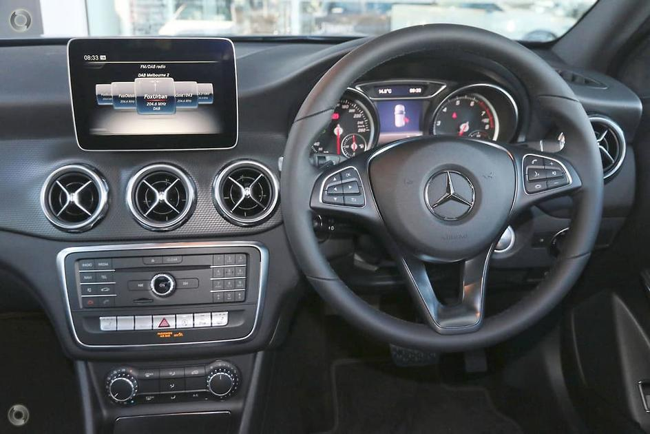 2019 Mercedes-Benz GLA 180 Wagon