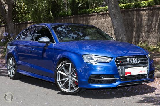 2015 Audi S3  8V