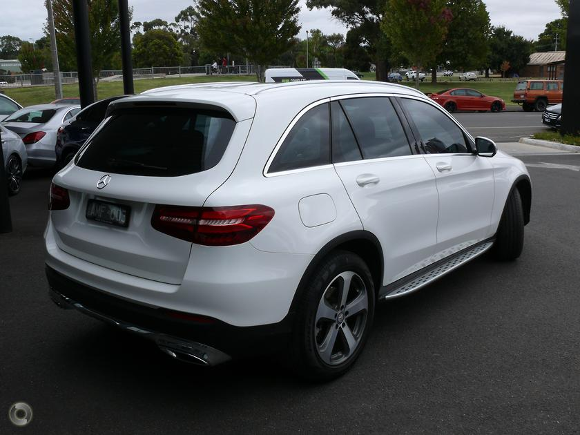 2017 Mercedes-Benz GLC 220 D Wagon