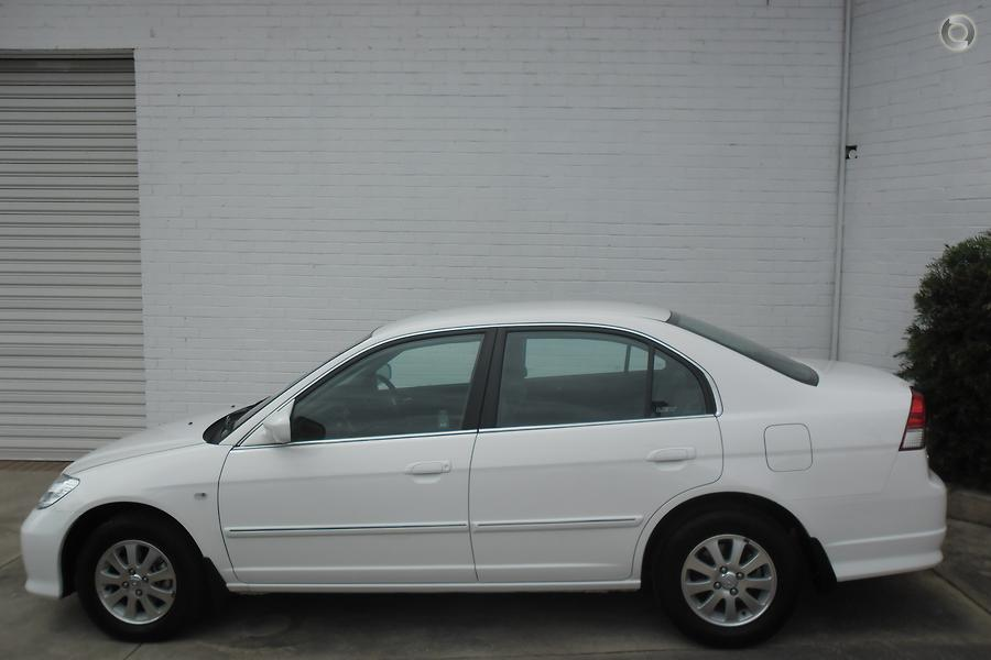 2005 Honda Civic GLi 7th Gen