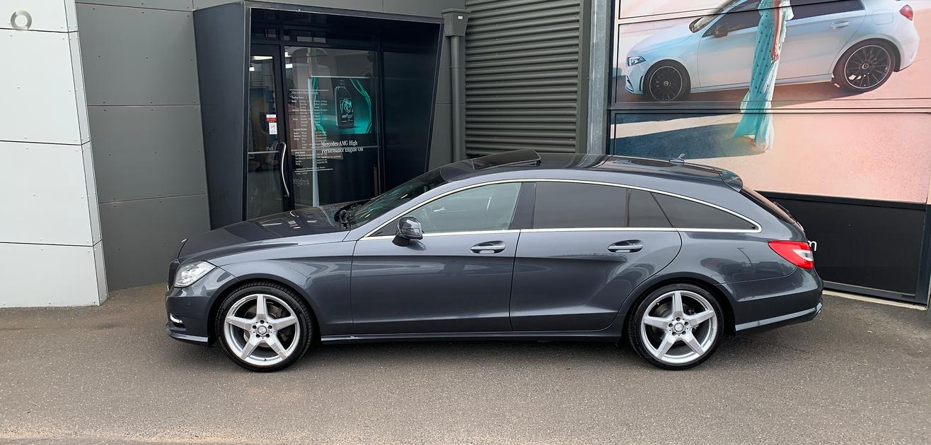 2013 Mercedes-Benz CLS 250 CDI BLUEEFFICIENCY Shooting Brake