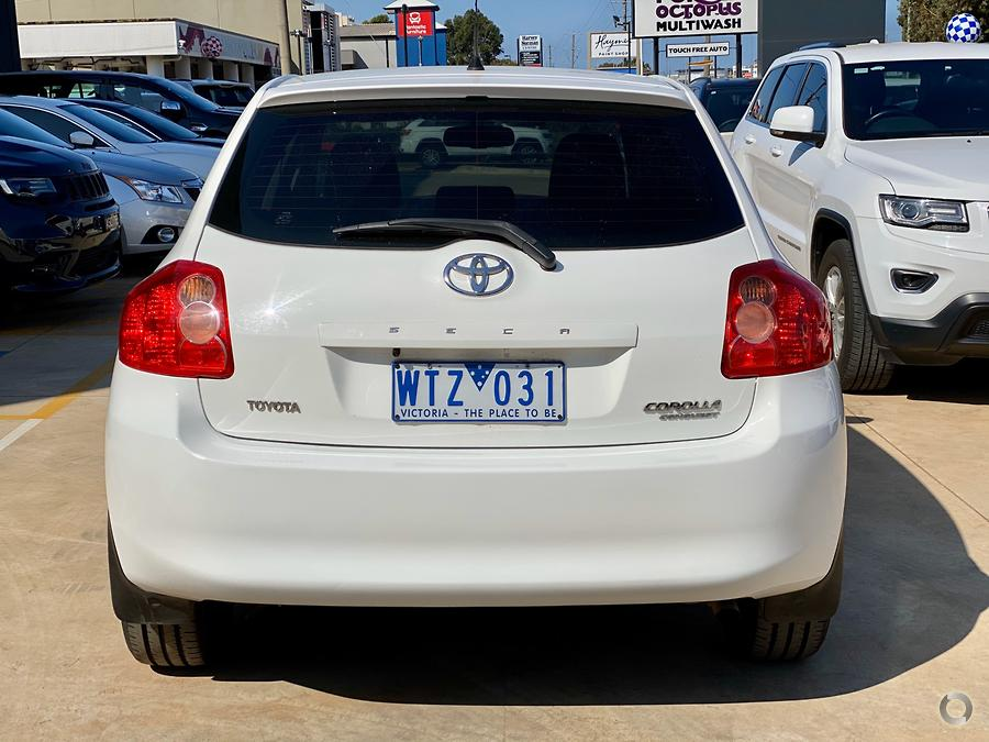 2008 Toyota Corolla Conquest ZRE152R