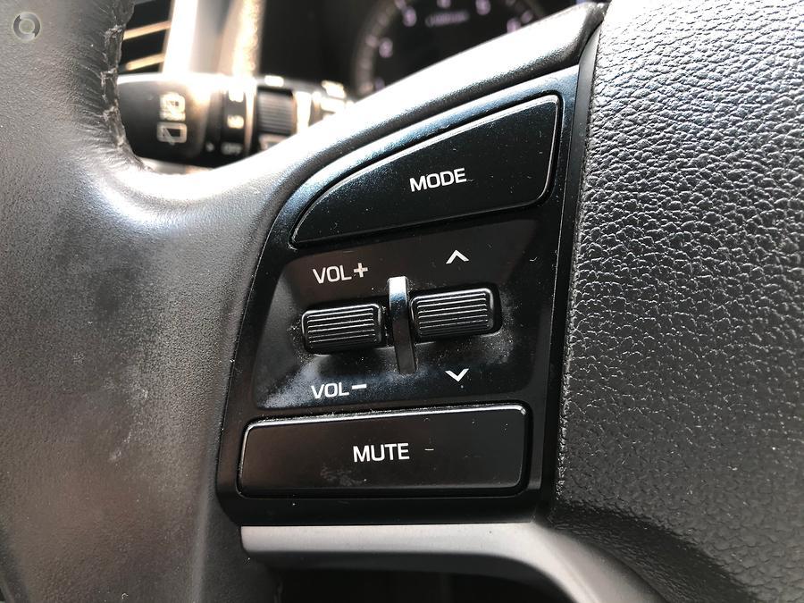 2015 Hyundai Tucson Active X TL