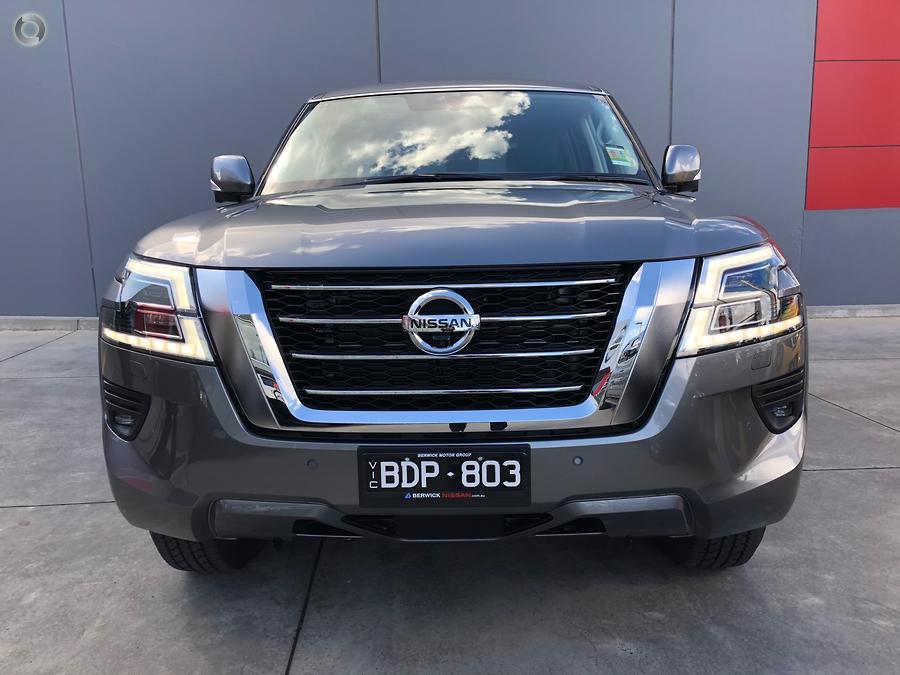 2019 Nissan Patrol Ti Y62 Series 5