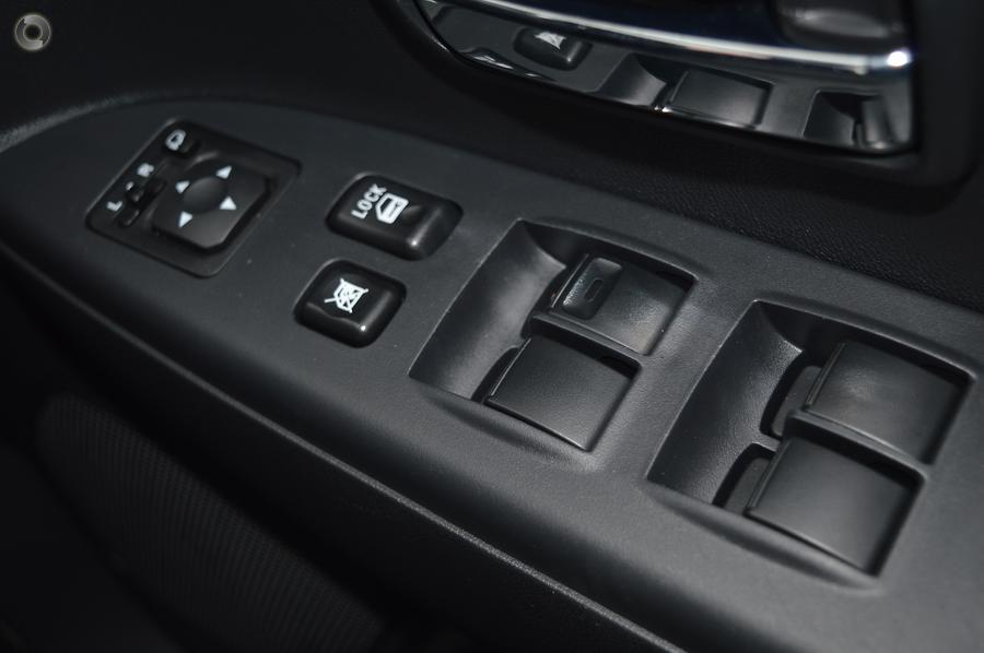 2016 Mitsubishi ASX XLS XC