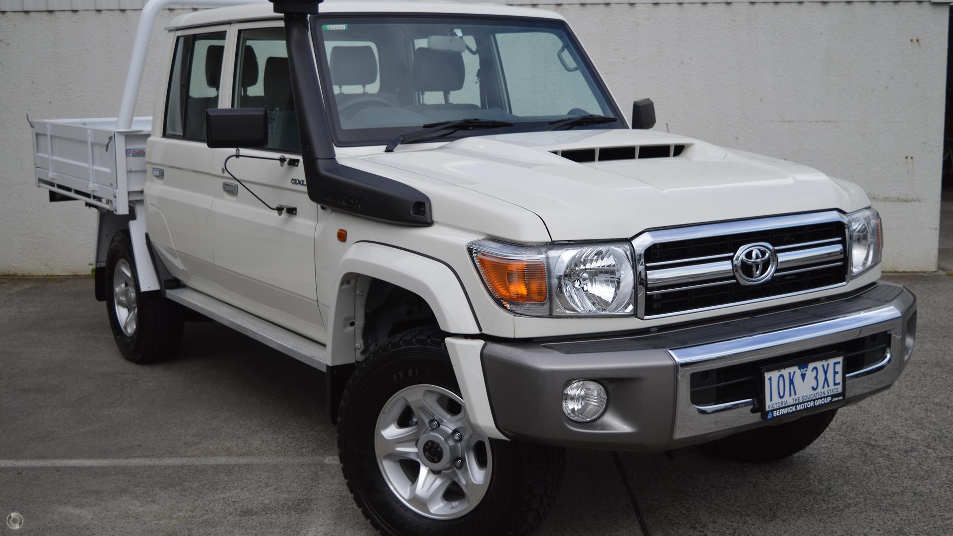 2018 Toyota Landcruiser VDJ79R