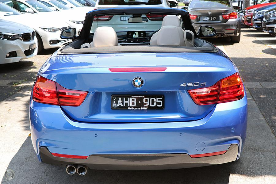 2016 BMW 420d M Sport