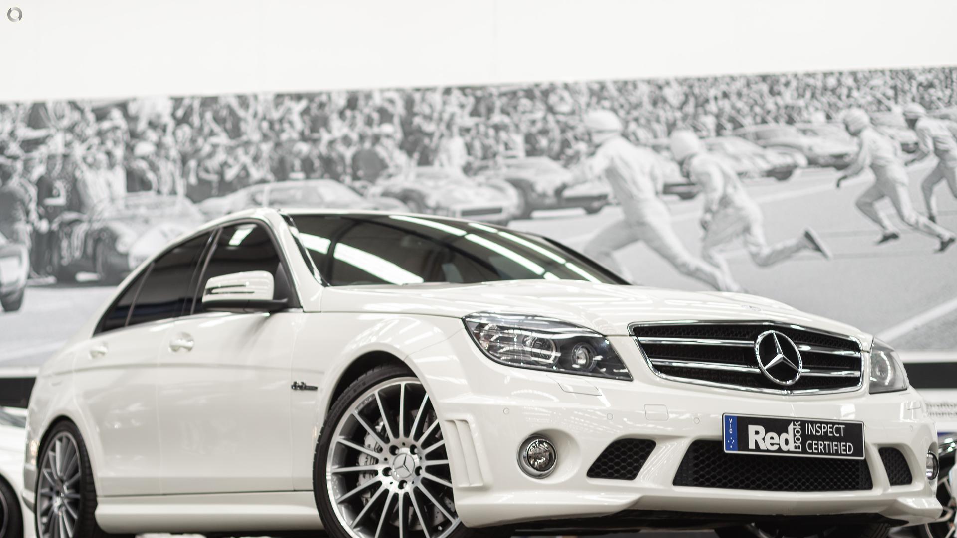 2011 Mercedes-Benz C-Class W204