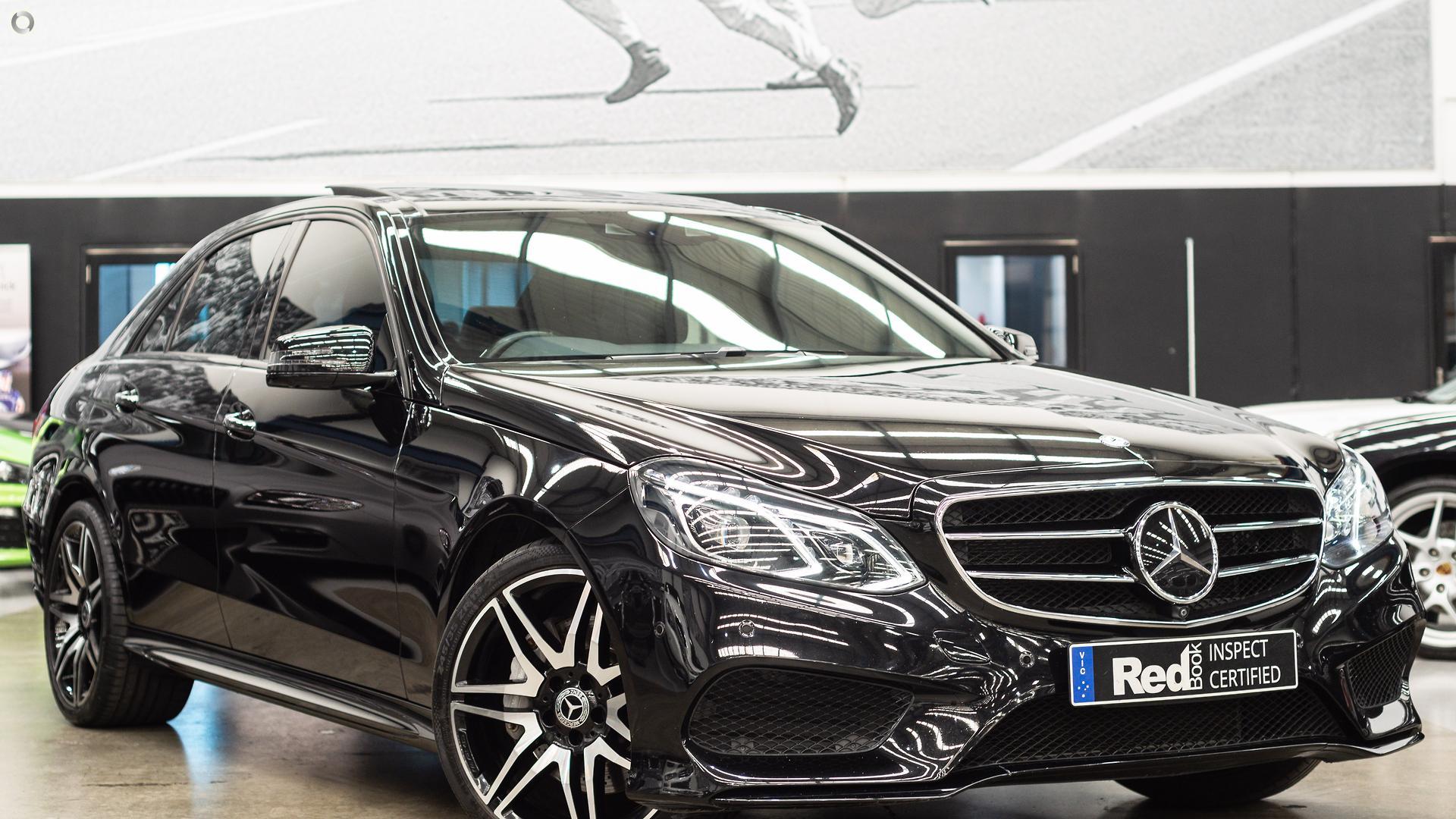 2016 Mercedes-Benz E400  W212