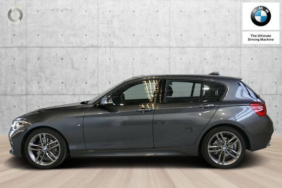 2018 BMW 120 i M Sport