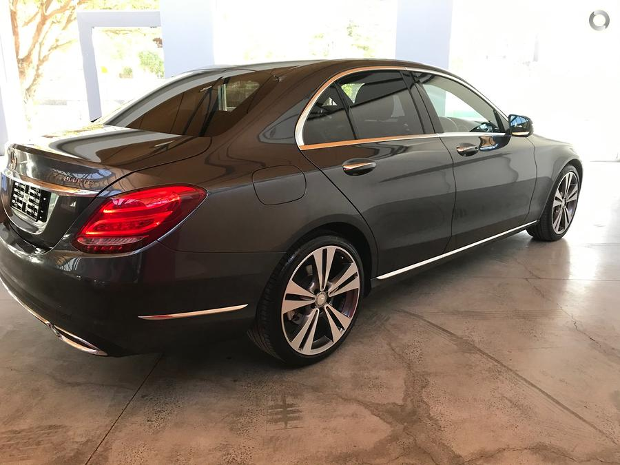 2014 Mercedes-Benz C250 BlueTEC  W205