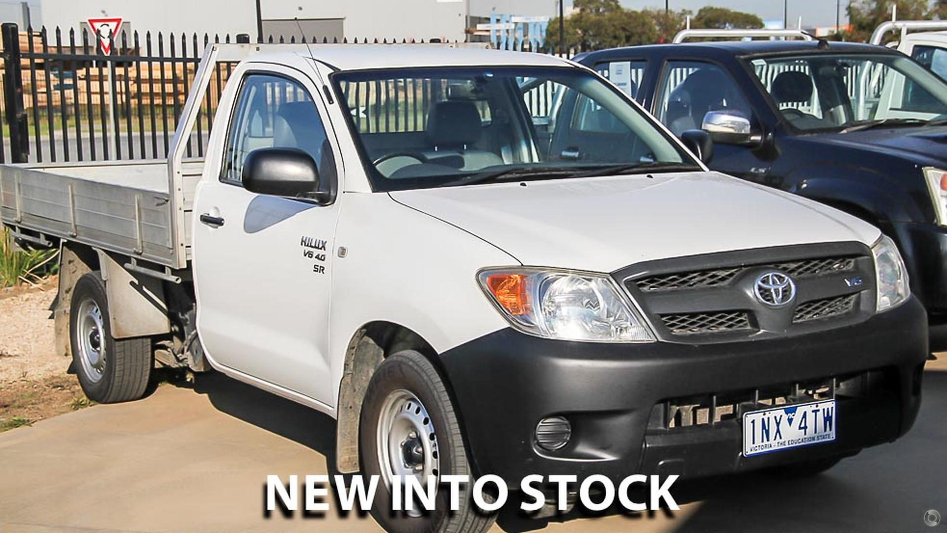 2008 Toyota Hilux GGN15R