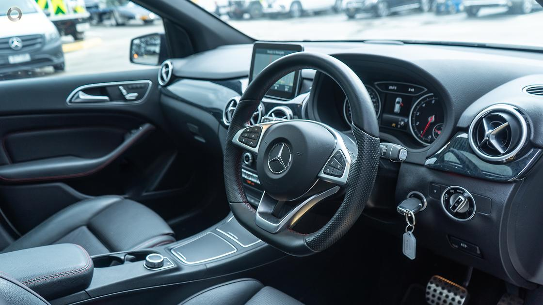 2017 Mercedes-Benz B 250 Hatch