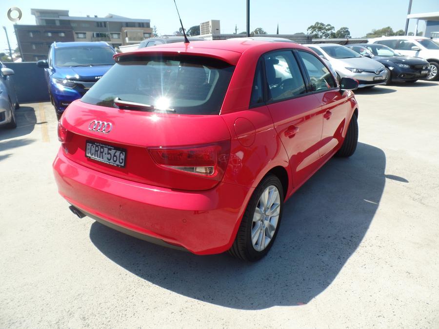 2014 Audi A1 Ambition 8X