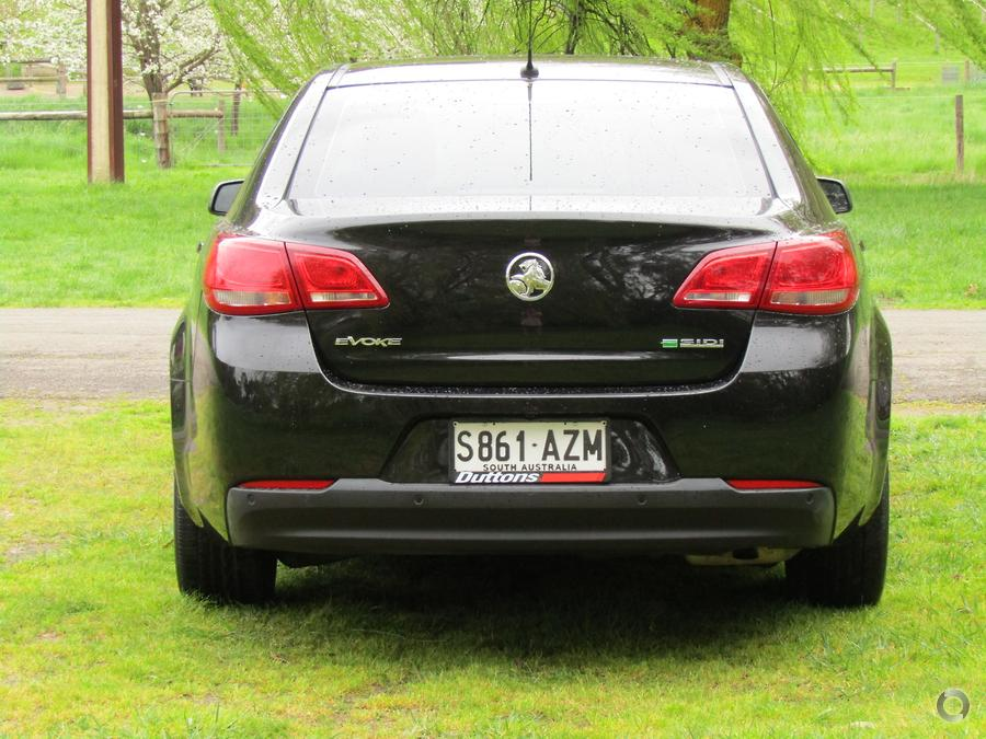 2013 Holden Commodore Evoke VF