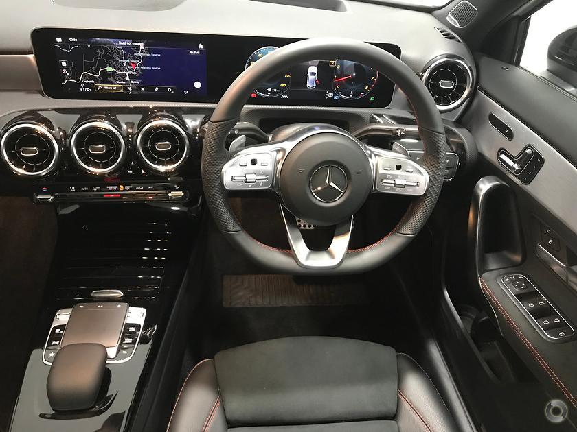 2018 Mercedes-Benz A 250 AMG LINE Hatch