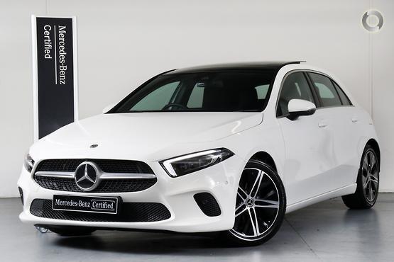 2018 Mercedes-Benz <br>A 200