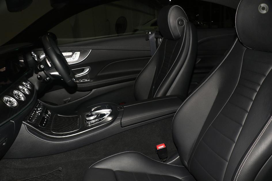 2018 Mercedes-Benz E 300 Coupé