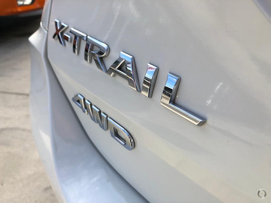 2018 Nissan X-TRAIL TL