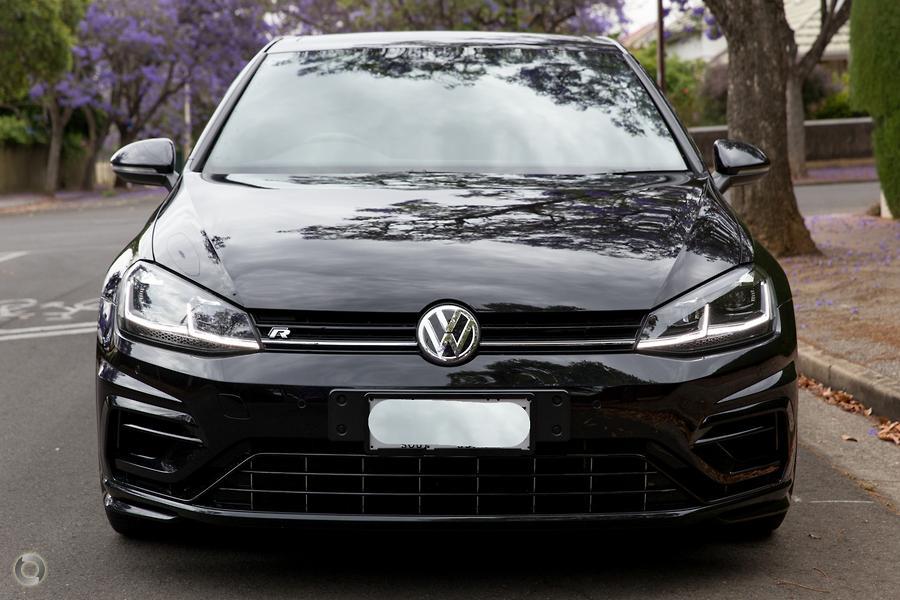 2017 Volkswagen Golf R Grid Edition 7.5
