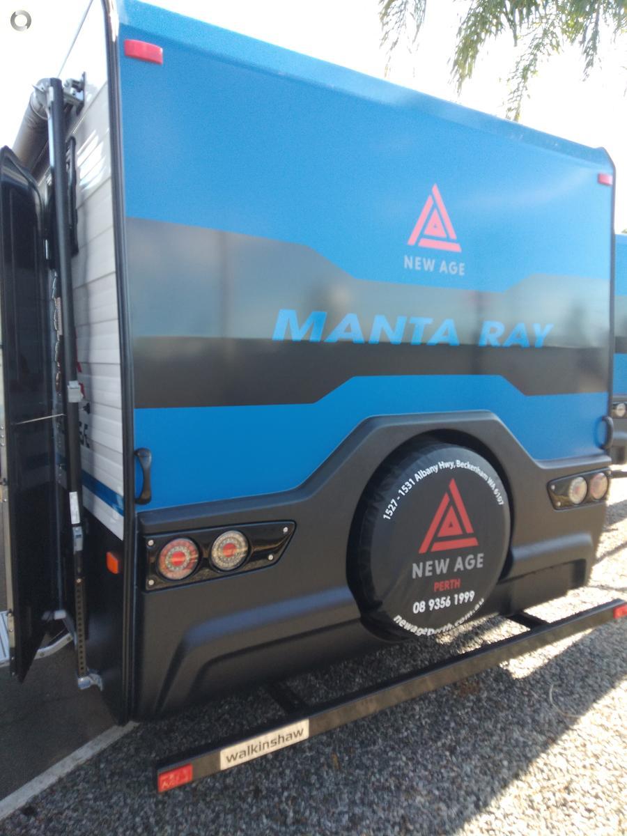 2020 New Age Manta Ray MR18ERS3