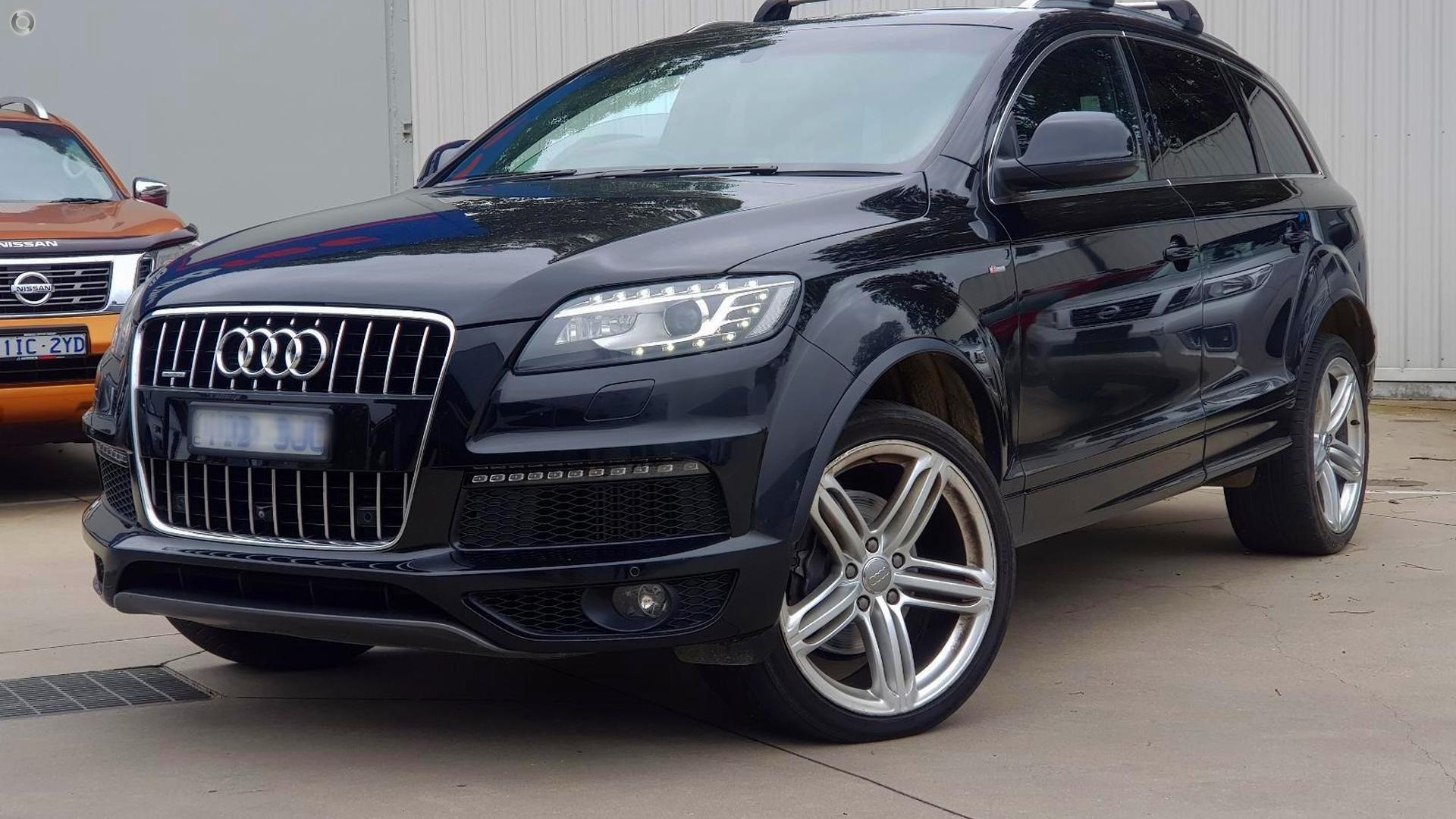 2014 Audi Q7 (No Series)