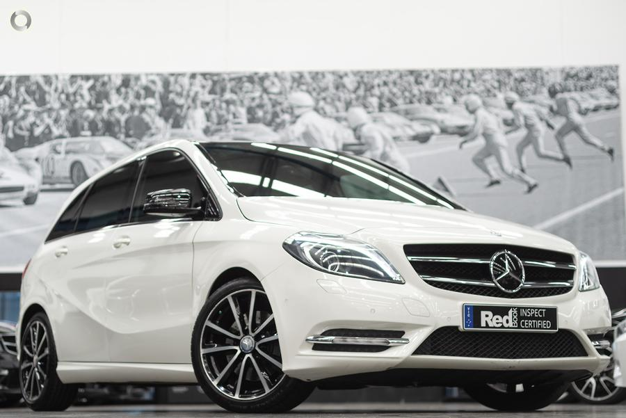 2012 Mercedes-Benz B250 BlueEFFICIENCY  W246