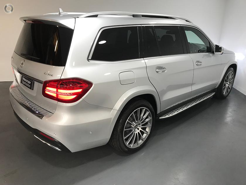 2018 Mercedes-Benz GLS 350 D Wagon