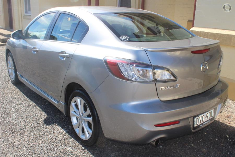 2009 Mazda 3 SP25 BL Series 1