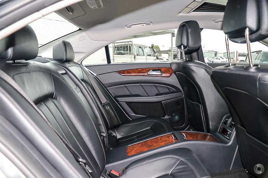 2012 Mercedes-Benz CLS350 CDI BlueEFFICIENCY  C218