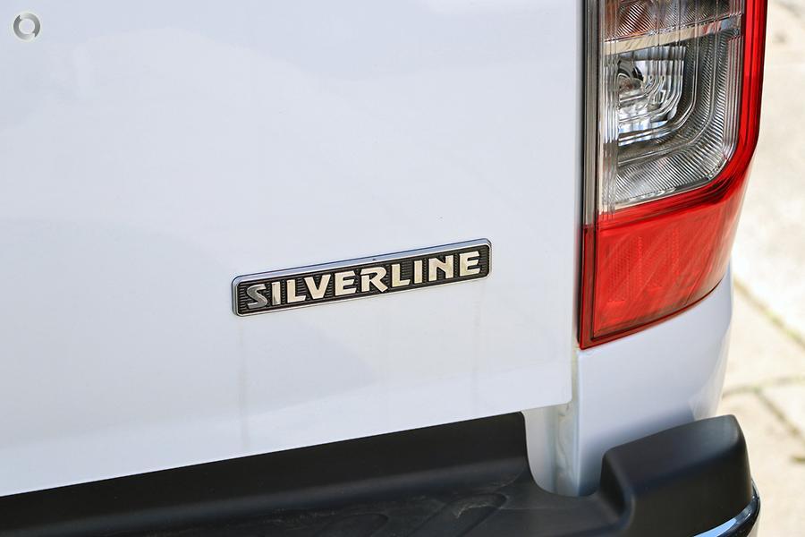 2018 Nissan Navara Silverline