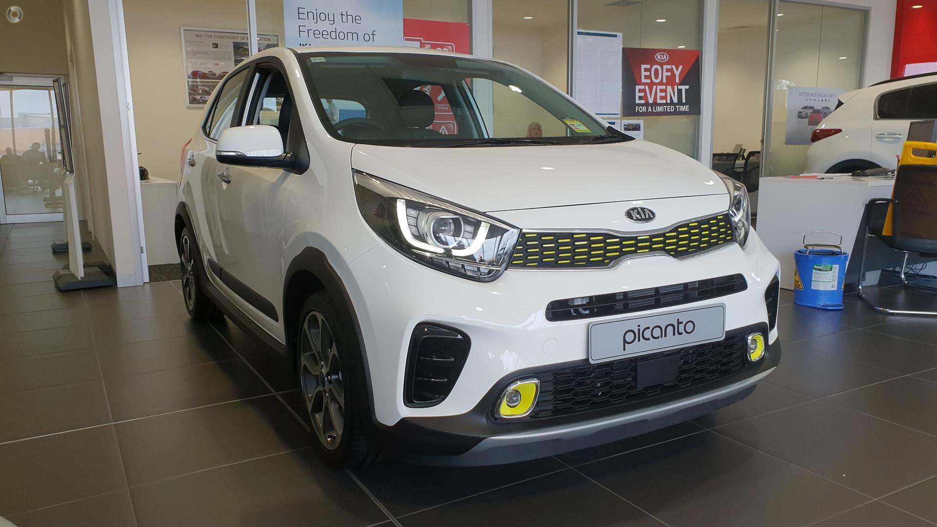 2019 Kia Picanto JA