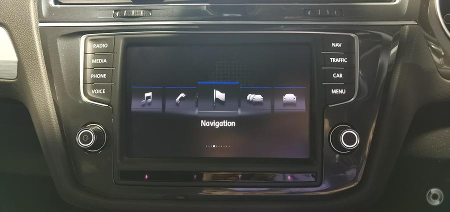 2017 Volkswagen Tiguan 110TSI Comfortline 5N