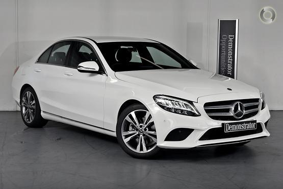 2018 Mercedes-Benz C 200