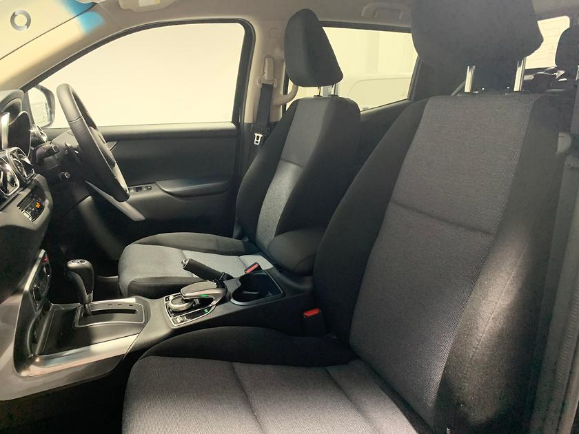 2018 Mercedes-Benz X 350 D PROGRESSIVE Utility