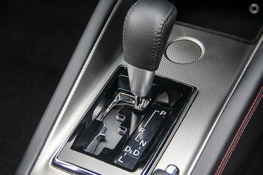 2018 Mitsubishi Asx ES XC
