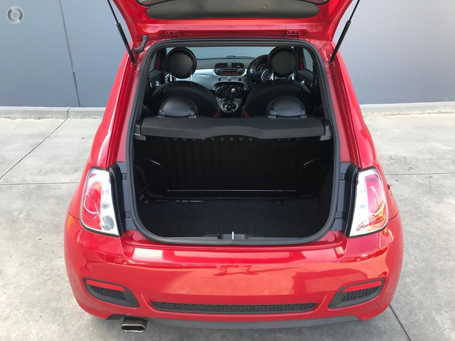 2014 Fiat 500 S Series 3