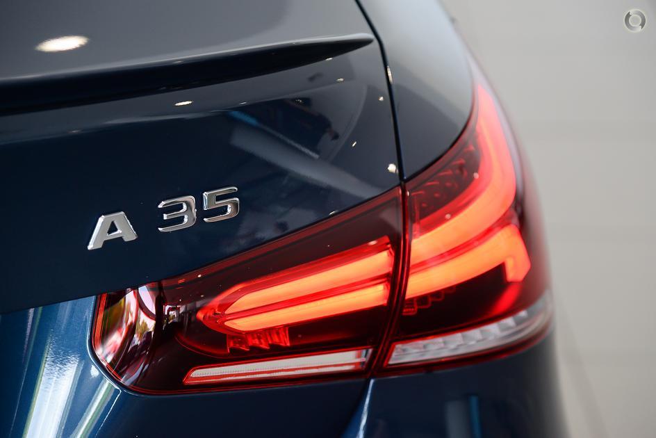 2019 Mercedes-Benz A 35 AMG Sedan