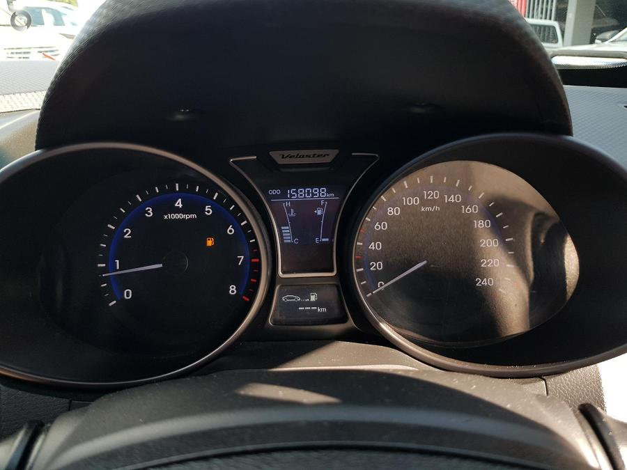 2013 Hyundai Veloster SR Turbo FS2
