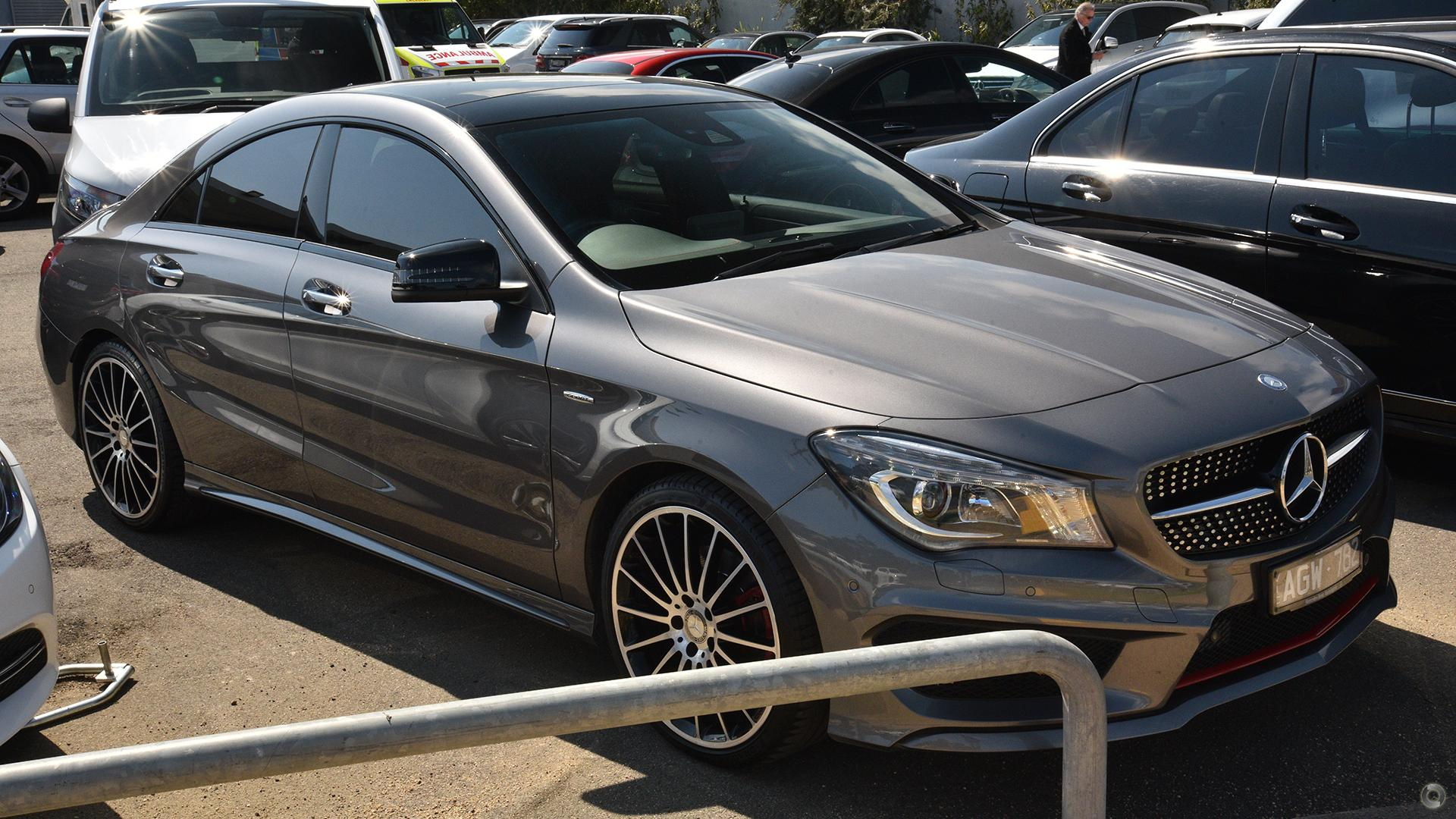 2015 Mercedes-Benz CLA 250 SPORT Coupe
