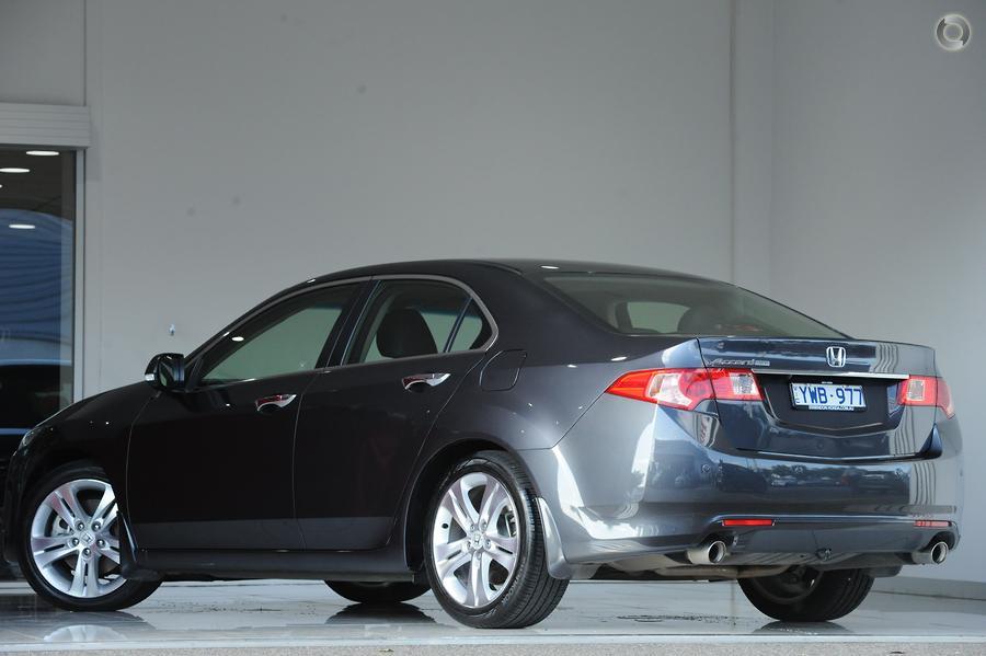 2012 Honda Accord Euro Luxury Navi 8th Gen