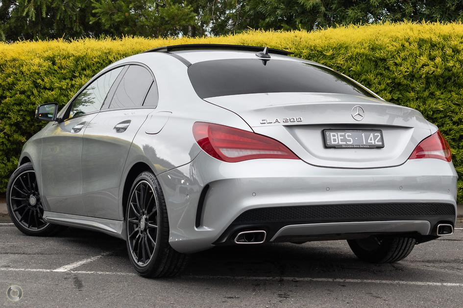 2013 Mercedes-Benz CLA 200 Coupe