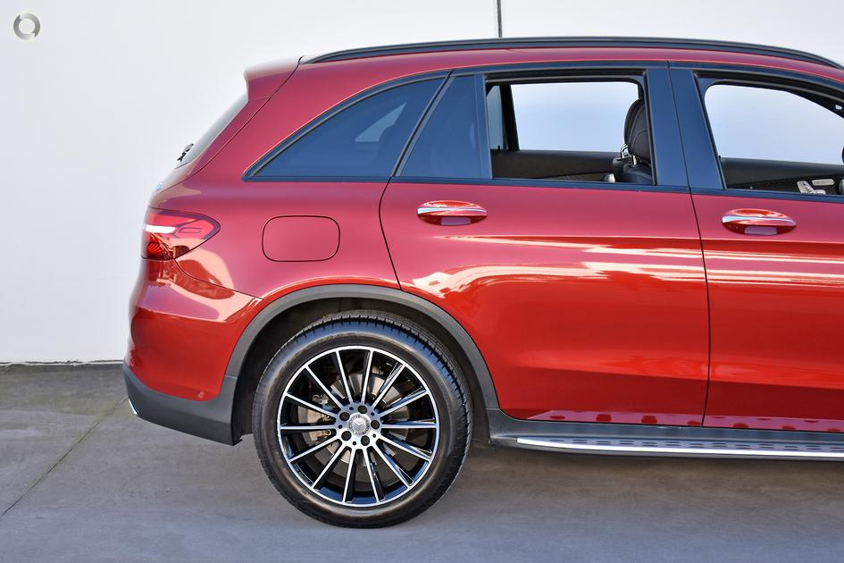 2016 Mercedes-Benz GLC 250 Suv