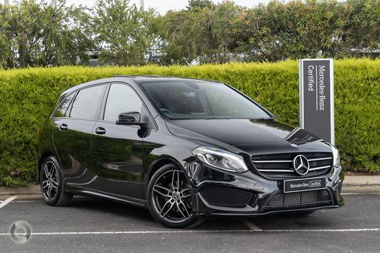 2018 Mercedes-Benz <br>B 180