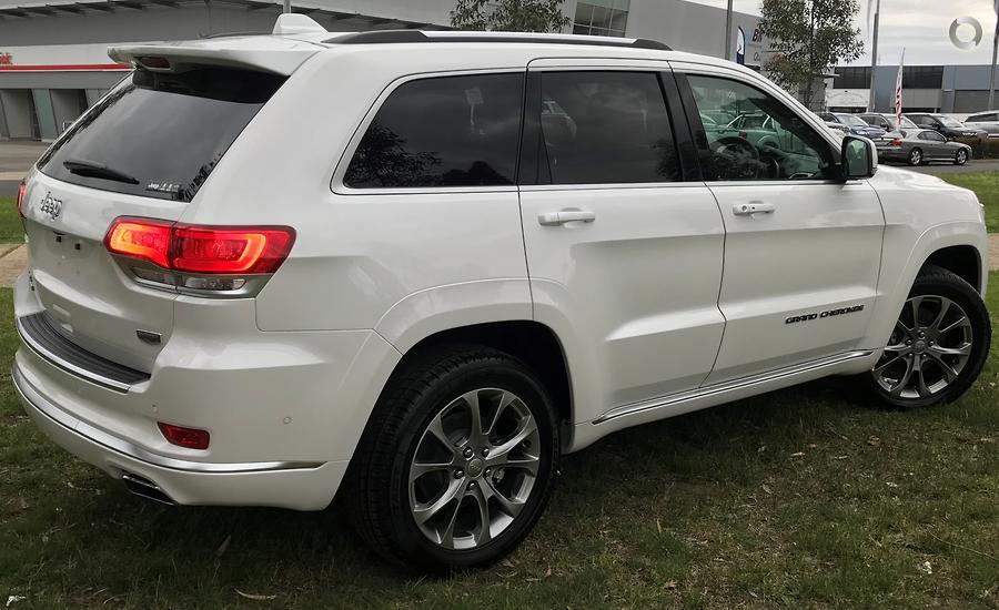 2019 Jeep Grand Cherokee Summit WK