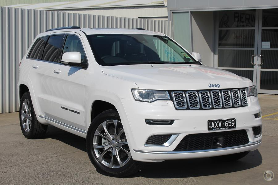 2019 Jeep Grand Cherokee Summit WK