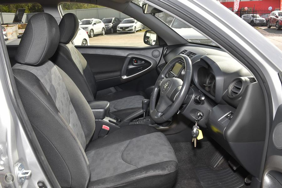 2012 Toyota RAV4 Altitude ACA38R